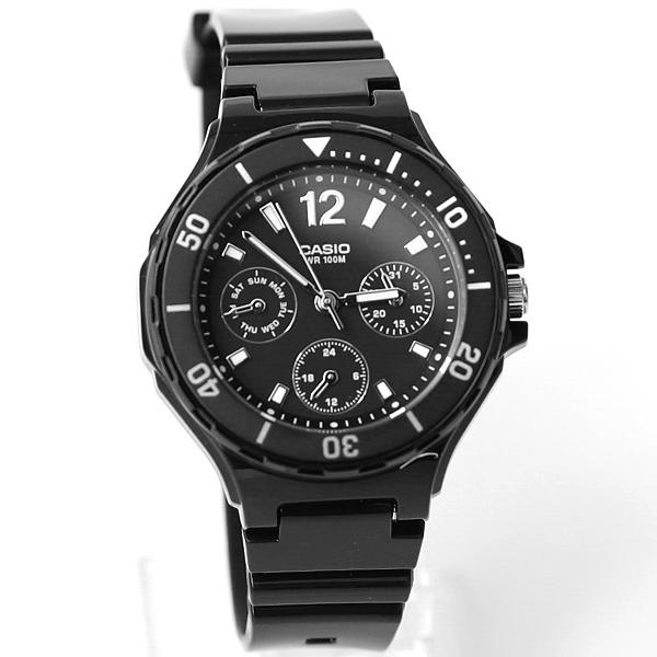 Casio三眼錶