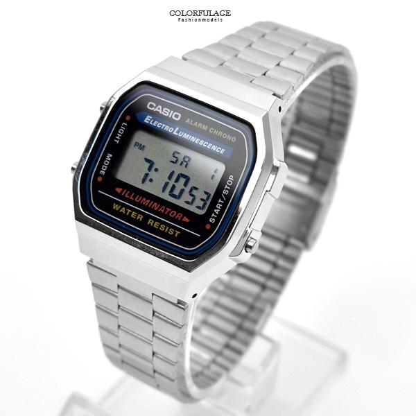 Casio手錶復古